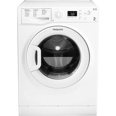 Hotpoint-ECF87BP-8kg-Condenser-Tumble-Dryer---White---B-Rated
